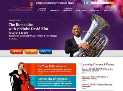 Sacramento Philharmonic Orchestra