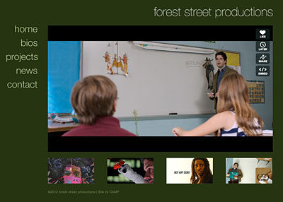 Forest Street Film Productions