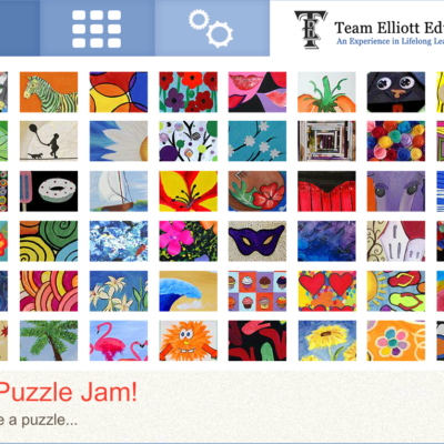 Art Puzzle Jam! Officially Launched