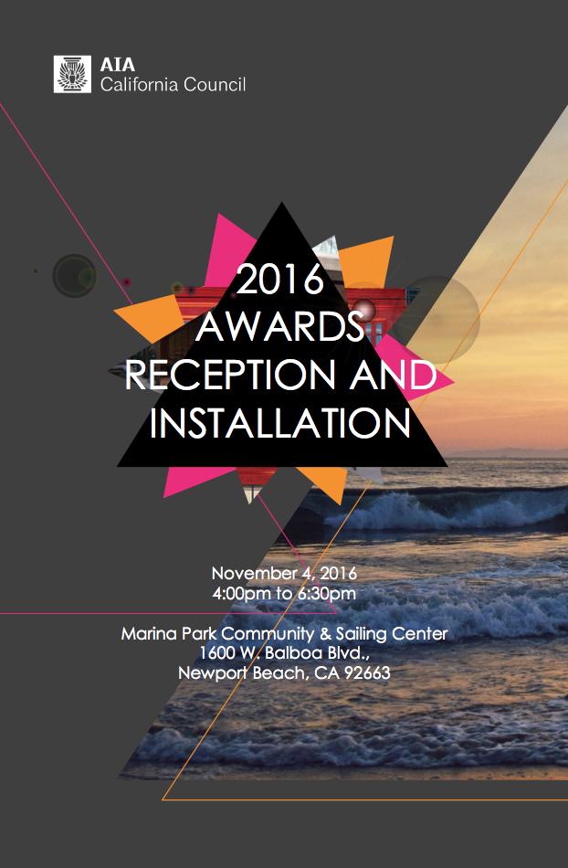 2016 AIACC President Installation / Celebration