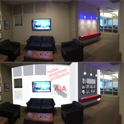 AIACC Lobby Re-design