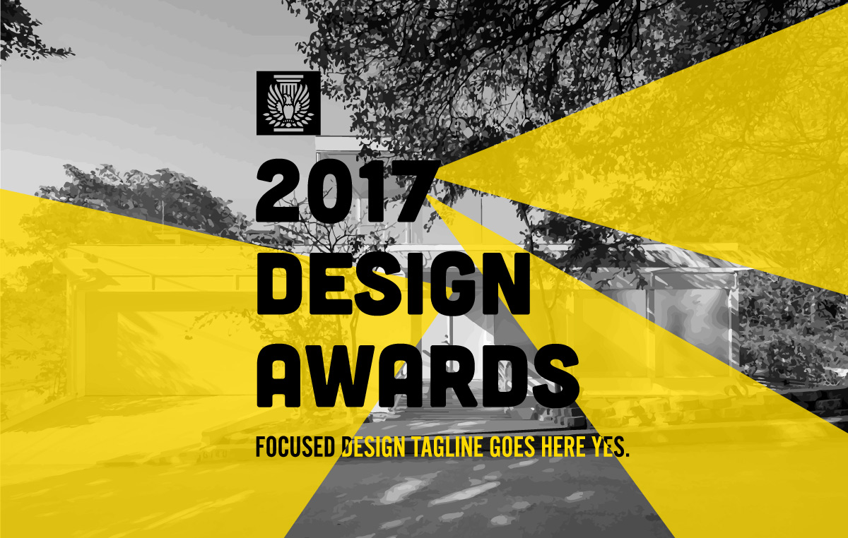 2017 AIACC Design Awards