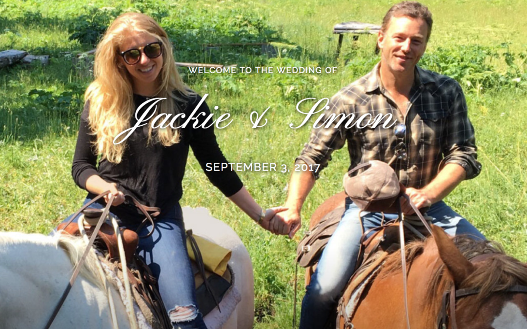 Simon & Jackie are getting married!